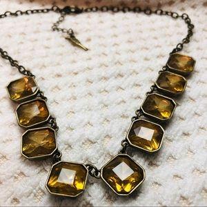 Chloe + Isabel Jewelry - Chloe + Isabel Yellow Glam Necklace